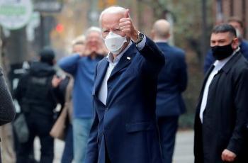 بايدن يتجه اليوم نحو البيت الأبيض في أول خطوة رسمية!