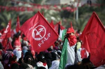الشعبية تدعو لإلغاء اتفاق أوسلو وإجراء حوار وطني شامل