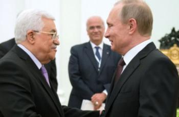 خلال اتصال مع بوتين.. الرئيس عباس: نتطلع للحصول على اللقاح الروسي بأسرع وقت ممكن