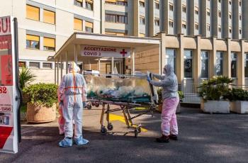 الولايات المتحدة تسجل 3580 وفاة جديدة بكورونا