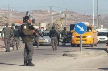 الاحتلال يشدد إجراءاته العسكرية في دير بلوط