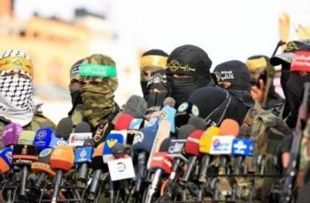 الإعلام العبري يزعم أن المناورة العسكرية لفصائل المقاومة جاءت بناءً على طلبٍ إيراني