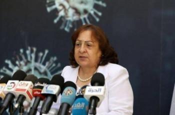 وزيرة الصحة تكشف عن سبب إغلاق بعض محافظات الضفة دون غيرها