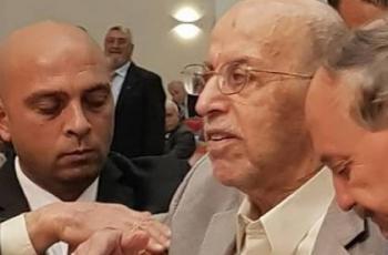 الرئيس ينعى المناضل الوطني الكبير عبد الرحيم ملوح