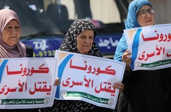 نادي الأسير: الاحتلال اعتقل 3300 مواطن وحوّل وباء