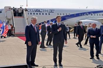 إقلاع أول طائرة إسرائيلية إلى المغرب.. وكوشنر يُعلق