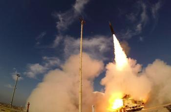 صواريخ من غزة