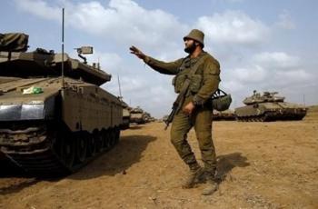 جيش الاحتلال يُعقب على استهداف مواقع تتبع المقاومة في قطاع غزّة