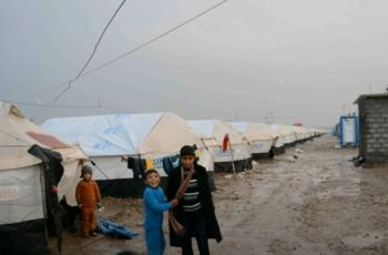 إغلاق آخر مخيم للنازحين في كركوك العراقية