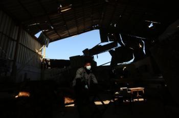 الإعلام الإسرائيلي يزعم أن قصف غزة الليلة الماضية استهدف منشآت مهمة لحماس