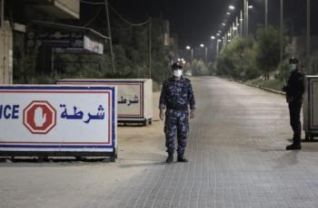 الجمعة الثانية: فرض الاغلاق الكامل بغزة يبدأ اليوم من الساعة 6:30 مساءً