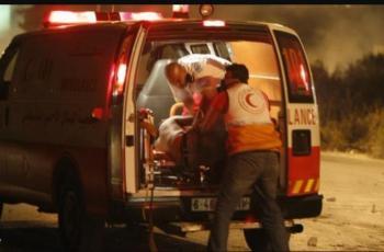 وفاة طفل في حادث سير شمال قطاع غزة