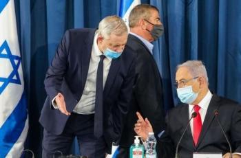 غانتس يلتقي بوزير المالية بهدف التوصل لاتفاق بشأن الميزانية الإسرائيلية