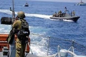 قوات الاحتلال تطلق النار تجاه الصيادين والمزارعين في غزّة