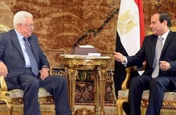السيسي: القضية الفلسطينية جوهر قضايا الشرق الأوسط وتسويتها ستغير واقع المنطقة إلى الأفضل