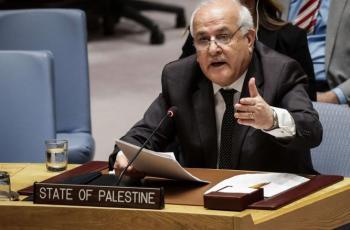 منصور: عدم محاسبة إسرائيل على جرائمها أدى إلى زيادة جرأتها على ارتكابها
