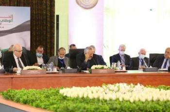 انتهاء اجتماعات اليوم الأول من الحوار الوطني بين الفصائل في القاهرة
