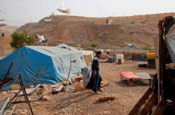 الأردن يدين هدم الاحتلال لخربة حمصة في الأغوار