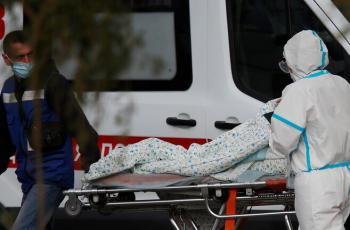 روسيا تسجل 12742 إصابة جديدة بفيروس كورونا خلال 24 ساعة