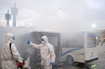 إصابة 132 شخصا بفيروس كورونا خلال صلح عشائري في النقب