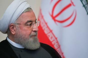 روحاني يبحث مع رئيس المجلس الأوروبي آخر تطورات الاتفاق النووي الإيراني