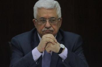 الرئيس الفلسطيني يُعزّي بوفاة رئيس مجلس النواب الأردني الأسبق
