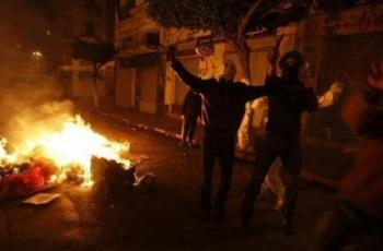 إصابات بالاختناق خلال مواجهات مع الاحتلال في القدس المحتلة