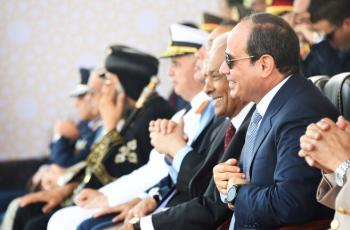 السيسي يوجه رسالة لرئيس المجلس الرئاسي الليبي الجديد حول العلاقات العسكرية والأمنية
