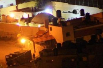 الاحتلال يقتحم المنطقة الشرقية لنابلس تمهيدا لاقتحام المستوطنين لقبر يوسف