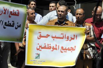 مالية غزة تعلن موعد صرف مخصصات ذوي الشهداء والجرحى والأسرى