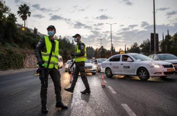دولة الاحتلال توافق على فرض حظر تجوال ليلي لمدة أسبوع