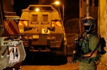 الاحتلال يعتقل 4 شبان من الخليل