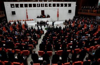البرلمان التركي يعيد لنائب معارض مقعده بعد تعليق حكم صدر بحقه
