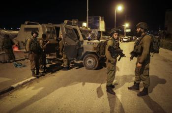 الاحتلال يعتقل شابين من مطلة جبل الزيتون بالقدس