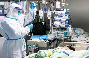 فلسطين تبدأ حملة التطعيم ضد فيروس كورونا