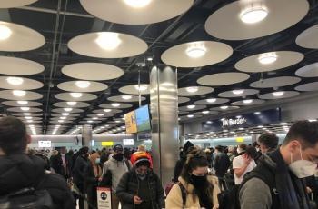 فوضى في مطار هيثرو بعد تعطل أجهزة فحص جوازات السفر