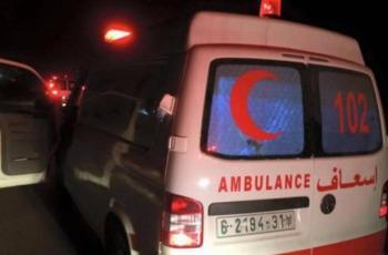 الهلال الأحمر في القدس يتعامل مع نحو 100 حالة خلال المنخفض