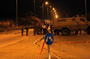 إصابة عامل برصاص الاحتلال جنوب غرب جنين