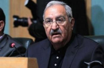 وفاة رئيس مجلس النواب الأردني السابق بفيروس
