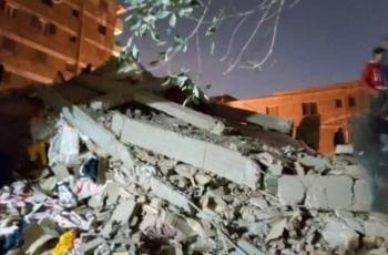 ارتفاع حصيلة ضحايا عقار جسر السويس في مصر إلى 18 شخصا