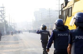 مقتل 4 أشخاص في بنغلاديش خلال اشتباك مع الشرطة احتجاجا على زيارة مودي