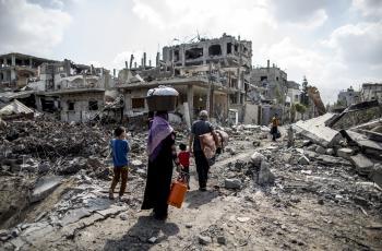اعتماد صرف 4 دفعات بـ 300 ألف يورو لصالح مشاريع الإعمار في غزة
