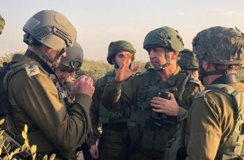 تعيين قائد إسرائيلي جديد للمنطقة الجنوبية