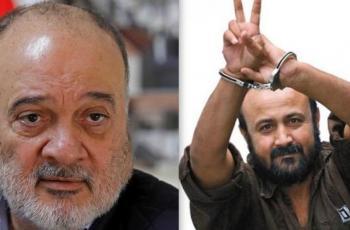 ناصر القدوة وفدوى البرغوثي وهاني المصري يصلون إلى مقر لجنة الانتخابات برام الله