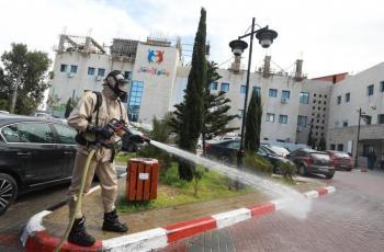 بلدية البيرة بالشراكة مع الهلال الأحمر تقرر إنشاء مستشفى ميداني في المدينة