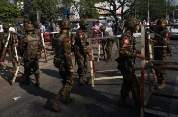 إصابة موظفين في السفارة الصينية في ميانمار خلال هجوم على مصانع يانغون