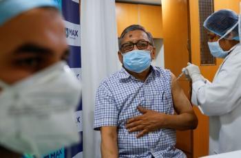 الهند تهدر 6.5% من جرعات لقاح كورونا