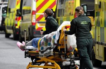 بريطانيا ترصد 5312 إصابة و33 وفاة جديدة بفيروس كورونا