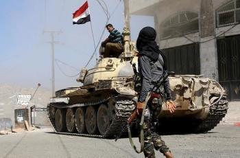 الحكومة اليمنية تعلن سيطرة قواتها على مواقع مهمة في مأرب