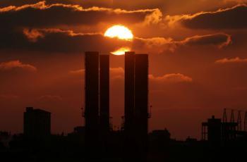 كهرباء غزة تعلن إعادة إصلاح خط البحر المغذي لمحافظة الشمال